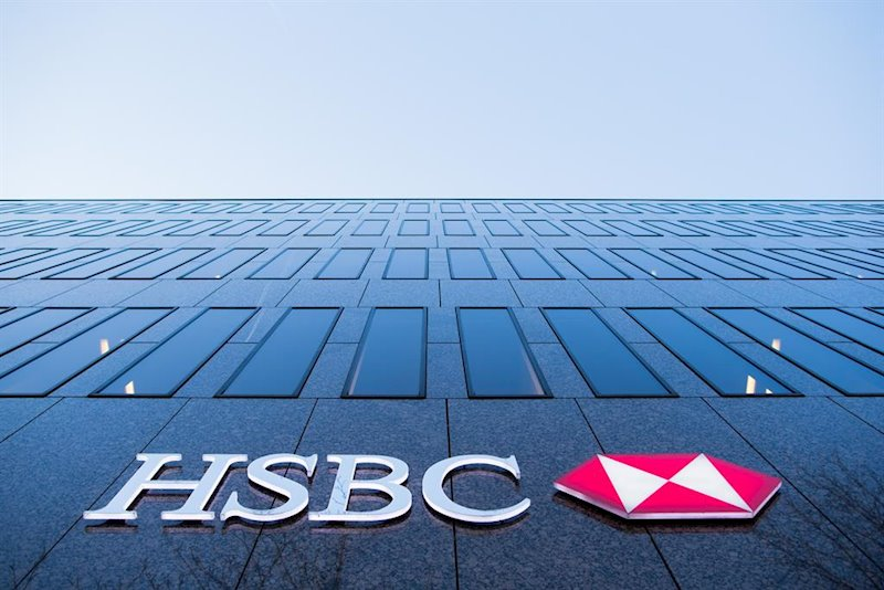 ep fachada del banco hsbc en dusseldorf