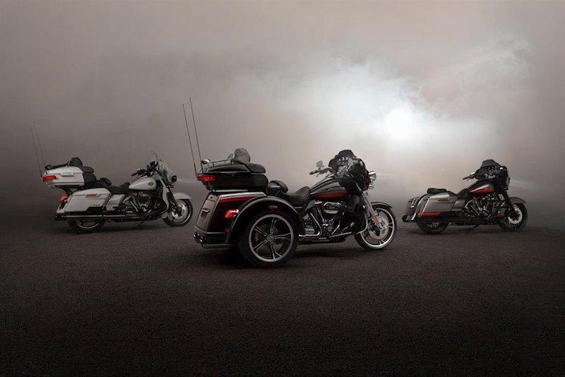 ep harley-davidson lanza nuevos modelos de motocicletas para 2020 con versiones electricas