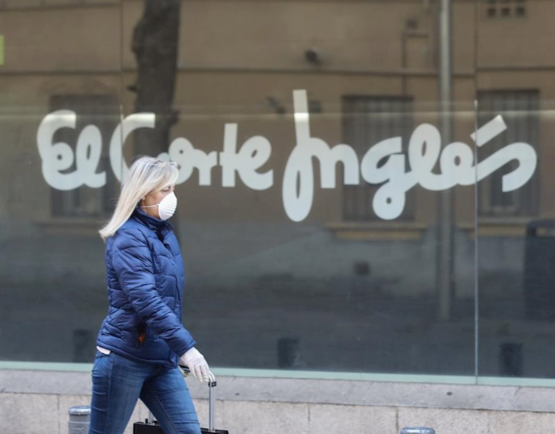 Moodys sitúa en revisión el rating de El Corte Inglés para una rebaja