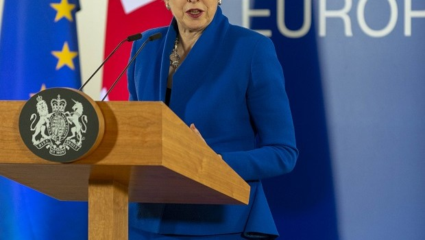 theresa may brussels april 10 2019