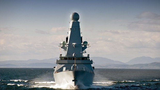 BAE Systems, defence, destroyer