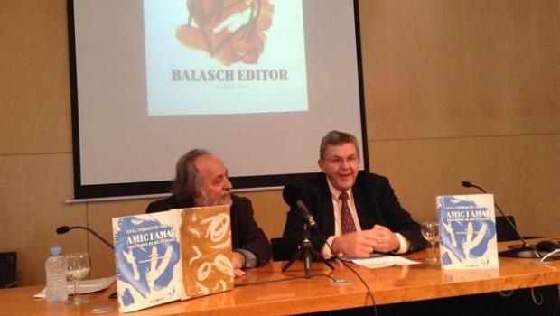 ramon balasch editor y escritor lluis busquets i grabulosa escritor