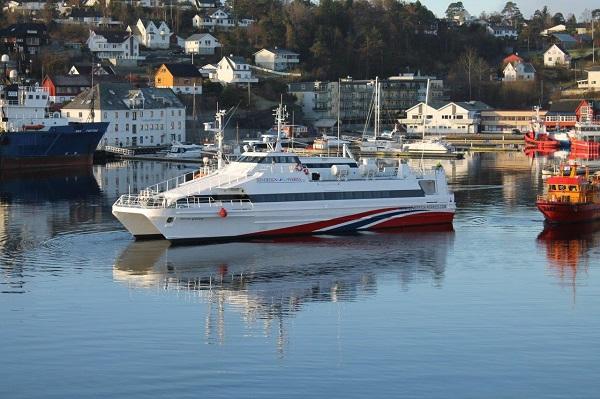 Wesminster Group Sierra Leone ferry