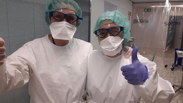 ep snow factory dona 90 gafas protectoras para el personal sanitario de puigcerda