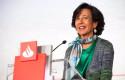 ep la presidenta de banco santander ana botin en la presentacion de resultados de 2020
