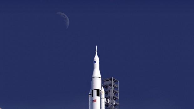 NASA, rocket