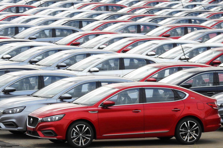 chine bond de 8 6 des ventes de voitures en avril 13e mois consecutif de hausse