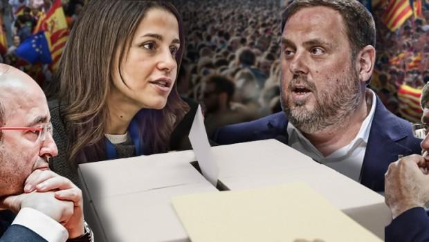 21d elecciones cataluna iceta arrimadas junqueras puigdemont