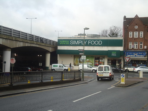 simply food, mark and spencer