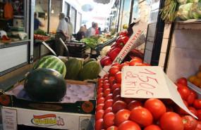 ep foto de un mercado de frutas y verduras en andalucia