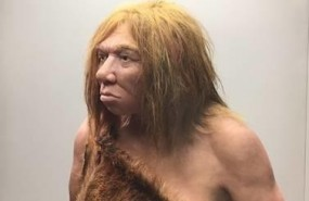 ep recreacionuna mujer neandertalmuseo arqueologicoasturias ucm
