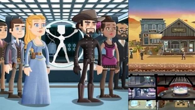 Fallout Shelter y el juego de Westworld cesan las hostilidades