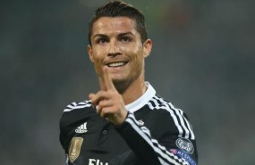 cristiano real madrid celebracion gol