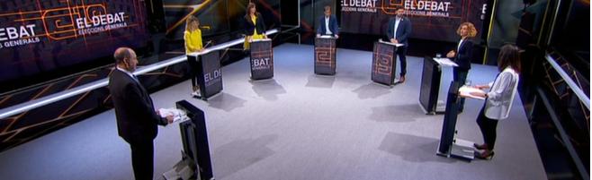 debate cataluna elecciones portada