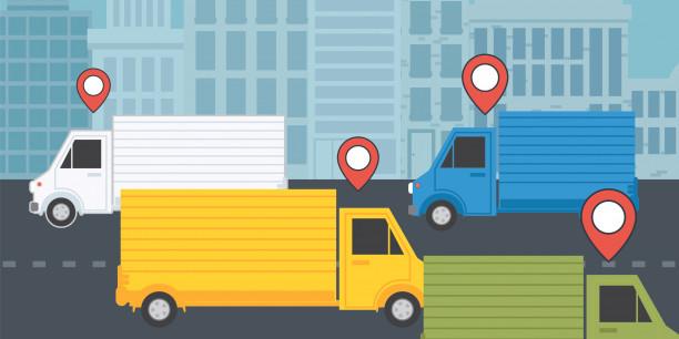 logistique-carbone-camion-geolocalisation-ville-circulation