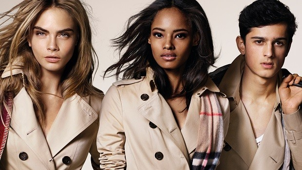 burberry, delevingne, model, fashion