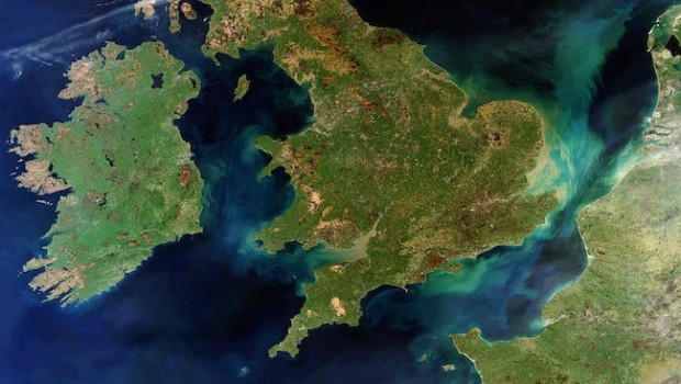 england ireland great britain