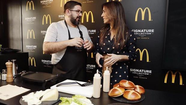 ep economia- mcdonaldsaliadani garciademocratizarcocinaautorlanzar hamburguesas gourmet