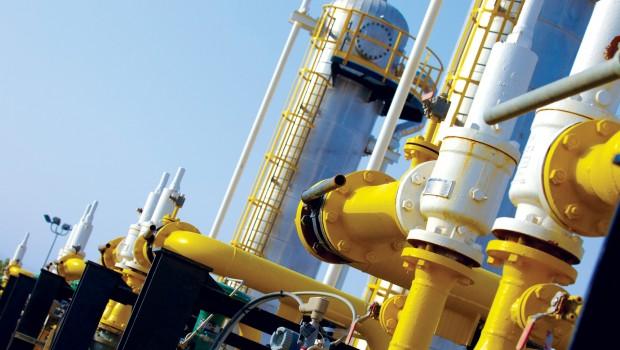 Oil & gas plant