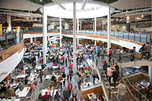 meadowhall, british land, retail, shopping centre