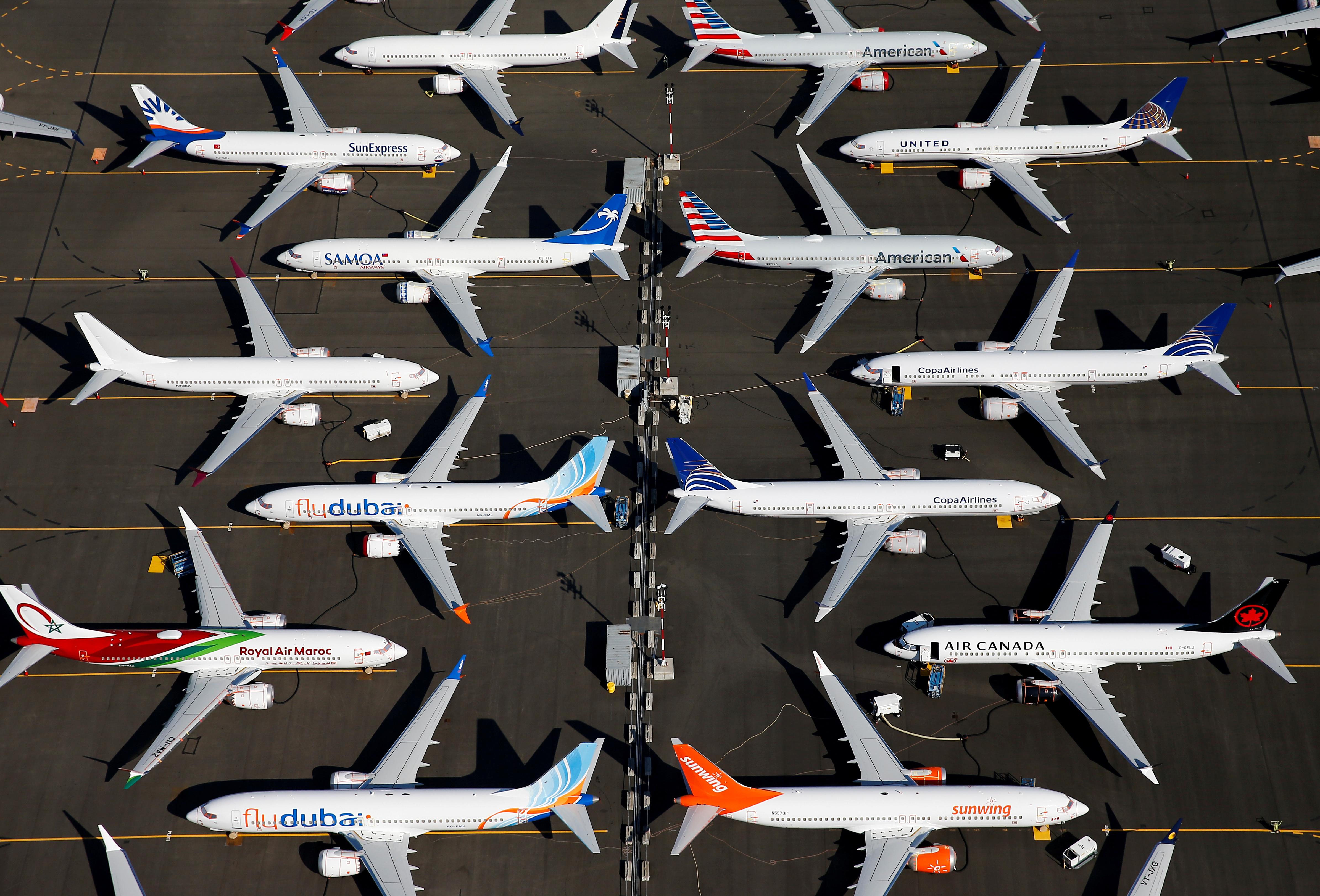 boeing-737-max-cloues-au-sol-seattle-washington-etats-unis