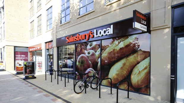 Sainsbury, supermarket, grocer