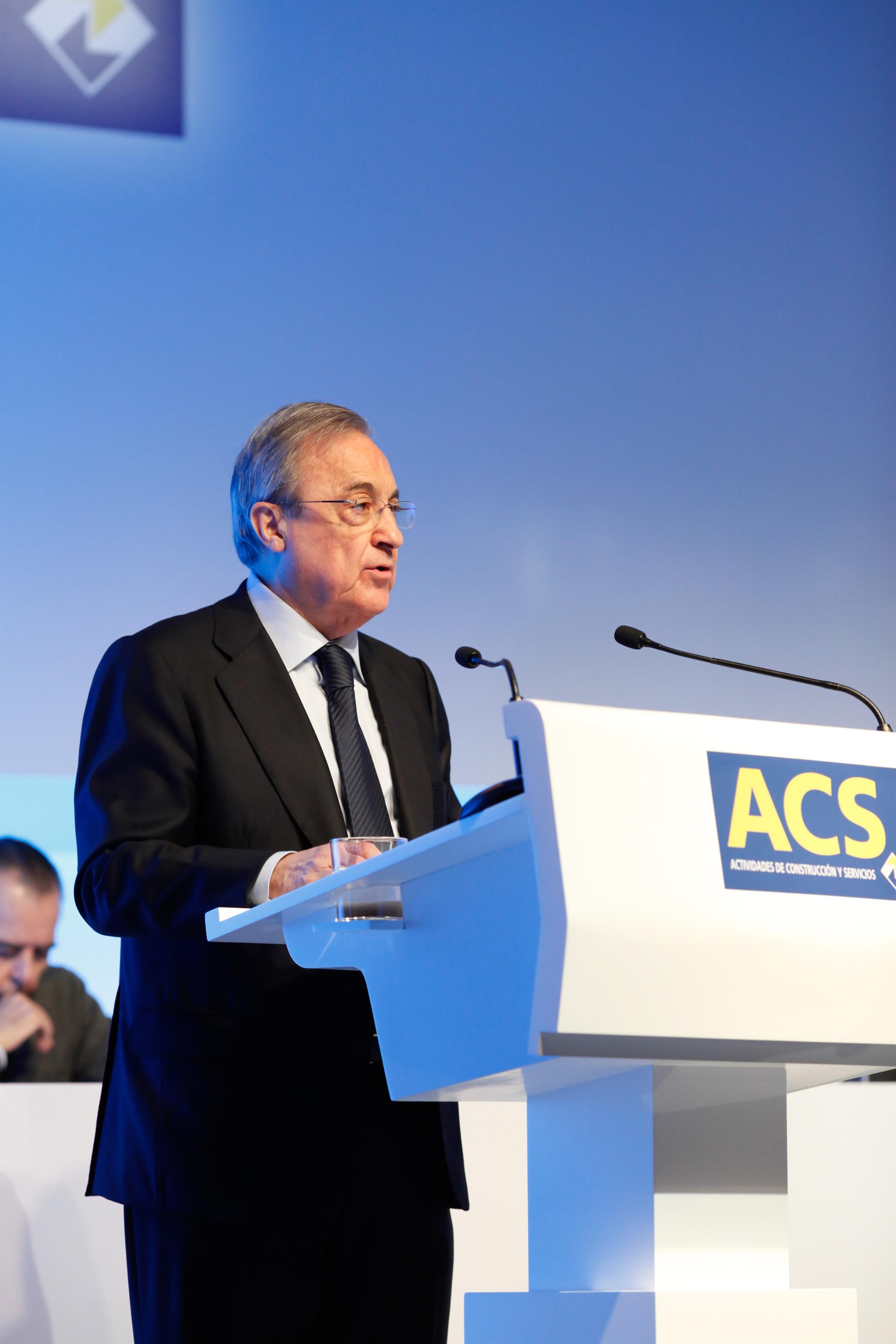 Kepler reduce un 6% la valoración de ACS, hasta 42 euros por acción