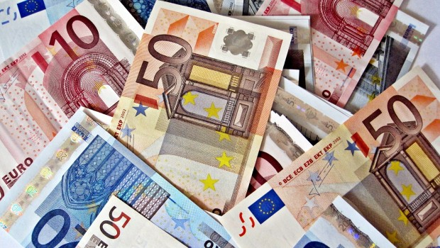 Euros , banknotes, single currency, euro , eurozone, money, cash. Image: TaxRebate.org.uk