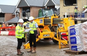housebuilding builder housing redrow ibstock