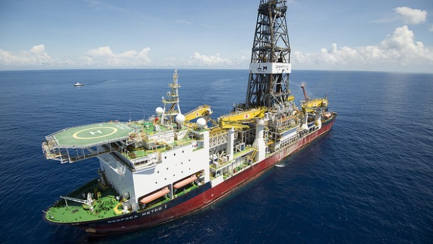 BG Group Metro 1 drillship Tanzania oil & gas