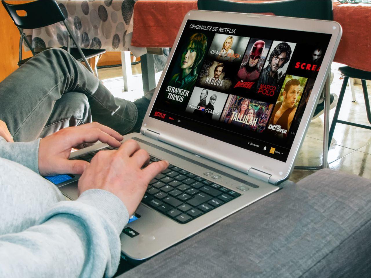 Claves bursátiles del martes: Netflix presenta sus resultados trimestrales