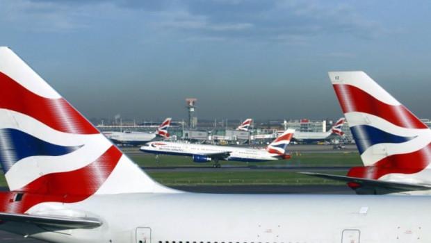 ep archivo - aviones de british airways