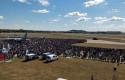 ep getafe- unas 100000 personas asistenla base aereaun festivalexhibiciones acrobaticas