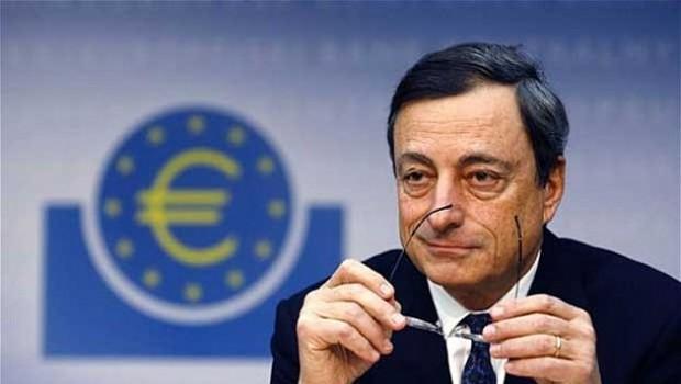 Draghi rebaja la previsión de crecimiento económico para 2019 y 2020