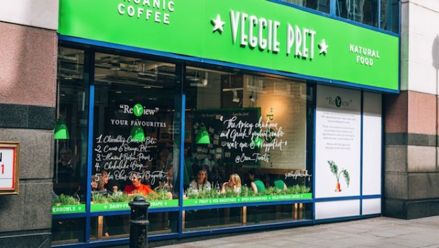 Pret A Manger's owners are preparing for an IPO later in 2017