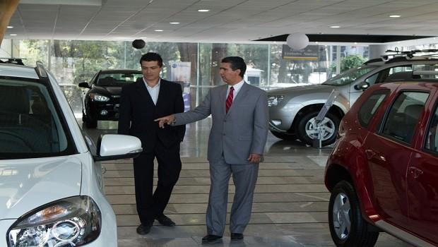 ventas autos mexico
