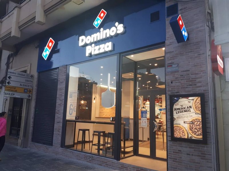 ep restaurante de dominos pizza